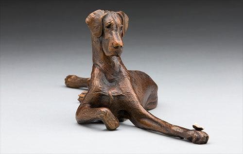 Louise Peterson Sculpture